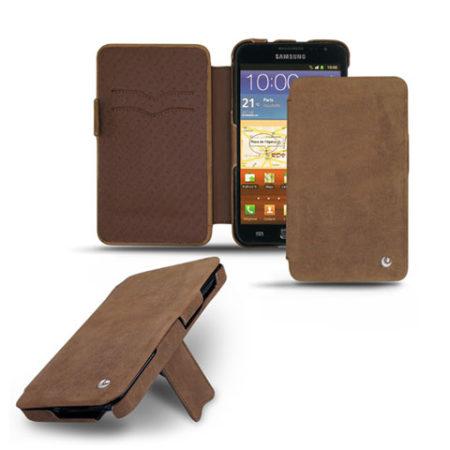 Housse cuir vintage - Galaxy Note - Noreve