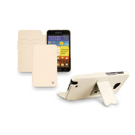 Housse ivoire Galaxy Note - Noreve