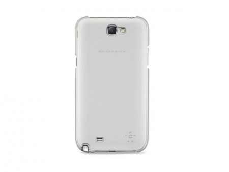 Coque Shield Sheer galaxy Note 2 - Belkin