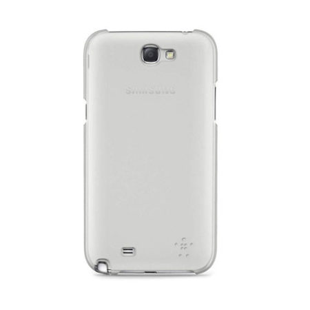 Coque Shield Sheer galaxy Note 2 - Belkin