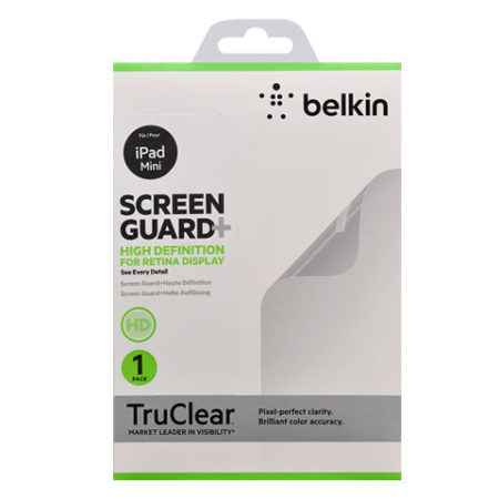 Film protection iPad mini Belkin