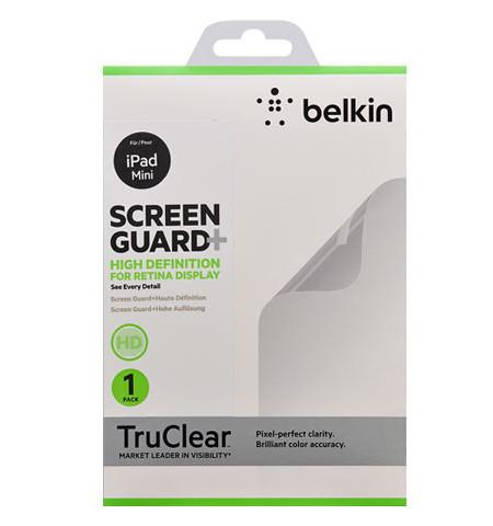 Film protection iPad mini Belkin