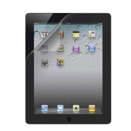 Film protection Nouvel iPad anti reflet