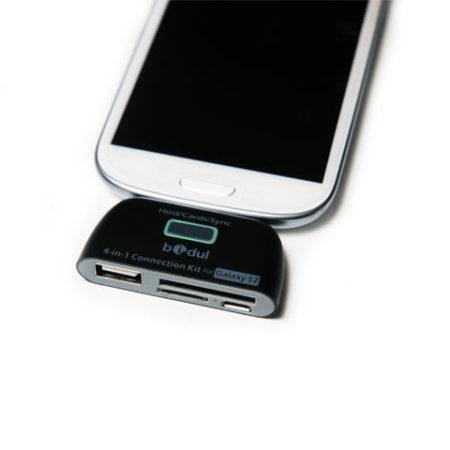 kit de connexion 4 en 1 pour Galaxy Note
