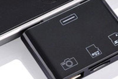 Des Kits de connexion pour tablettes tactiles
