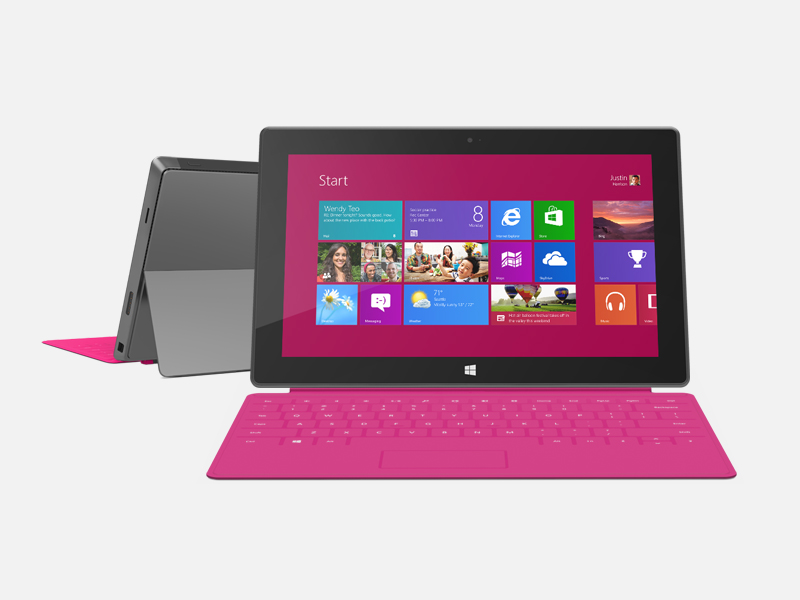 tablette-surface-microsoft-rose